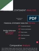 BAB 1 - Financial Statement Analysis