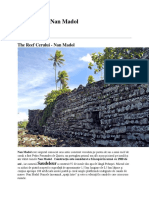 Misterele Lui Nan Madol