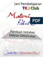 Materi Paket 3 (Panduan Instalasi Debian Squeeze)