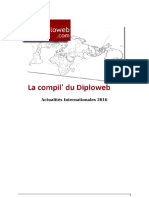2016 Actualite Internationale Diploweb Degans 2017