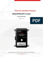 Queclink GB100 @Track Air Interface Protocol R1.04