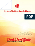 TLA System Malfunction Guide
