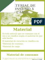 Material de Consumo y Canje (1)