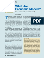 Research Economic Models