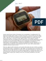 05-Secretos y Curiosidades Del Casio F-91