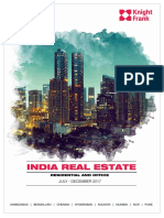 Knight Frank India Real Estate July December 2017