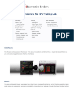WB 2094 TWS Overview for IB Trading Lab