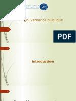 01-La Gouververnance Publique Selon BM
