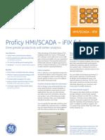 Proficy Ifix 5.1 Ds Gfa1709