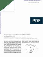 Hidrogenacion de Nitrotolueno