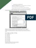 Desproteger Una Planilla Excel