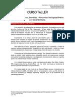 CURSO TALLER. Valoración de Activos, Proyectos Mineros por Opciones Reales.pdf