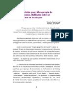 Reflexiones Eurocentrismo Victoria Vaca Narvaja