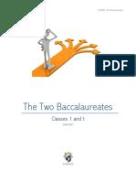 Les Deux Baccalaureats UK