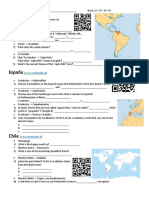 spanish 1 buen provecho mcdonalds webquest