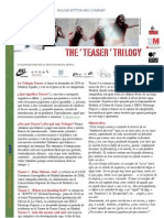 """¿La trilogía """"Teaser""""?  - What is """"the 'Teaser' Trilogy"""" all about."""