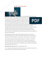 Definisi Dan Prinsip Kerja Building Automation System