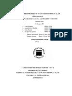 Laporan Akhir Praktikum Standardisasi Bahan Alam Per 8