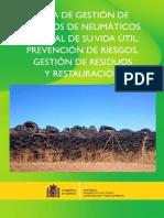 Guía de Gestión de Acopios de Neumáticos al Final de su Vida Útil. Prevención de Riesgos, Gestión de Residuos y Restauración.pdf