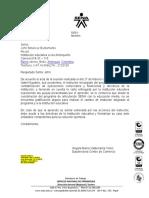 Carta _ Respuesta I.E Liceo Antioqueño