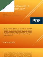 Áreas Operativas de La Industria Petrolera Nacional BILL SILVA CI 26.126.036