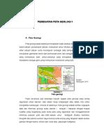 Resume Peta Geologi