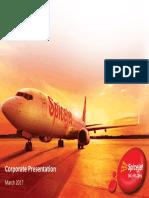 Spicejet PDF