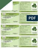 Carnet de Recicladores 2014