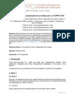 Modelo Artigo 3SPPC