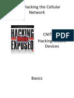 Haking the Culelar Network