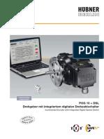 Tahogenerator Digital Incremental POG 10