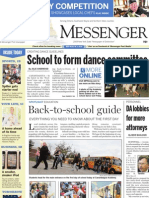 Messenger Post School Front
