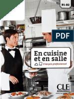 En Cuisine Et en Salle