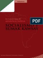 162819421 SENPLADES Socialismo y Sumak Kawsay