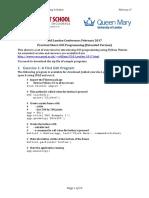 Gui Practical Sheet