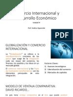 Clase 4_Comercio Internacional y Desarrollo Económico