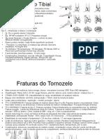 Resumo Tornozelo e Pé