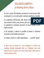 Intelligenza Emotiva Goleman Sternberg Salovey Mayer.pdf