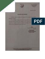 English Certificate, UoK