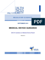 GN-04-R2_Guidance on Medical Device Recall