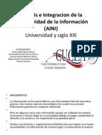 Analisis e Integracion de La Normatividad de La