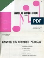 18 La Afrenta Me Destroza El Corazón (Ofertorio) - Domingo de Ramos. (Francisco, Tomás Aragüés) (19