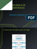 PP 11 Flexión en Vigas - MCMT
