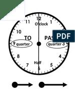 Reloj Ingles