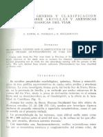 Propiedades, Génesis y Clasificación de Suelos Sobre Arcillas y Areniscas Triásicas Del Viar