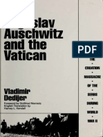 The Yugoslav Auschwitz and the Vatican