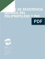Resistencia de Material Polipropileno