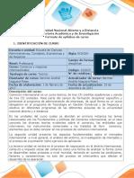 Syllabus Comercio y Negocios Internacionales