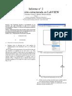Introducción a La Programación Estructura en LabVIEW