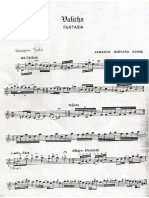 Armando Guevara - Valicha - Fantasia Saxofón Solo